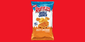 Ruffles Double Crunch